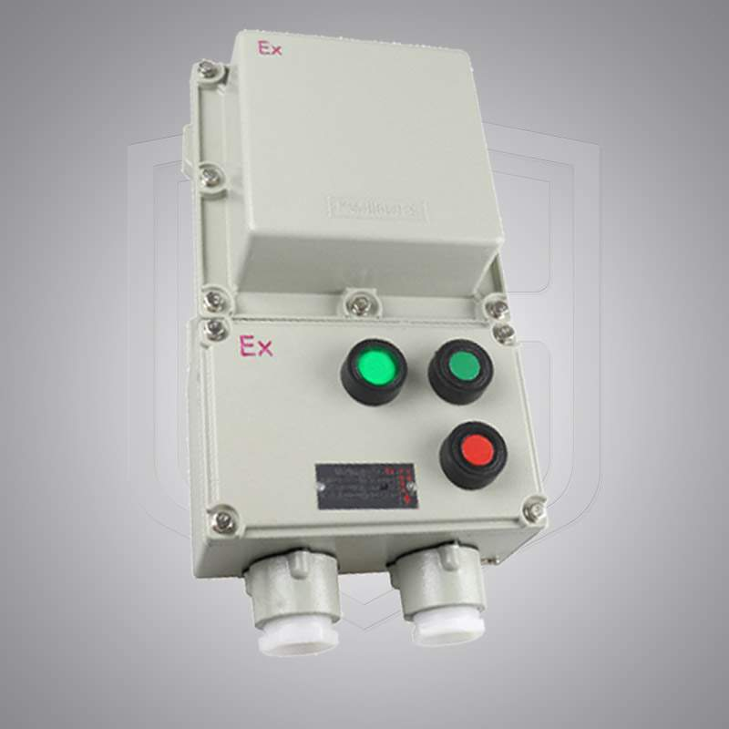 <b>BQD53防爆磁力启动器</b>