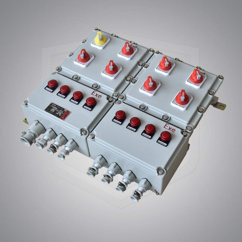 <b>BXM(D)51防爆照明(动力)配电箱</b>